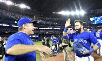 Toronto Blue Jays Win Game 5, ALDS for the Ages