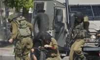 Palestinian With 'Press' Logo on Shirt Shot Dead in Stabbing