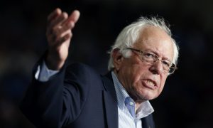 Sanders Unveils Plan to Address Climate Change