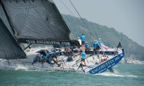 Audi Hong Kong to Vietnam Race 2015