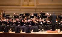 Heavenly Sounds of Shen Yun Orchestra Move Theatergoers