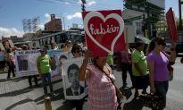 Sting Slams 'Epidemic' of Disappearances in Mexico
