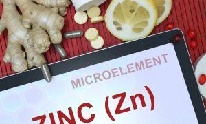 Healing Benefits of Zinc