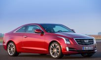 2015 Cadillac ATS Coupe: More than Good Looks