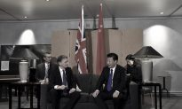 Before Chinese Leader's UK Visit, Manufactured Confidence