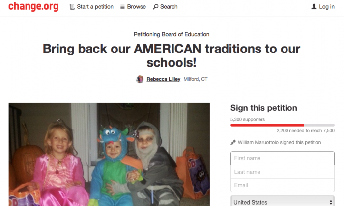 Parents Spooked by School's Efforts to Limit Halloween