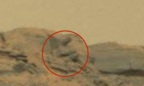 'Buddha Statue' on Mars Fuels Theories of Advanced Ancient Civilization (Video)