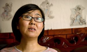 China's 'Bravest Female Lawyer' Wins US Women of Courage Award