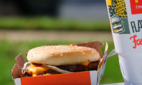 Woman in New Zealand Served Big Mac With a Bite Missing (Video)