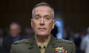 Top US Military Officer Arrives for Talks in Iraq