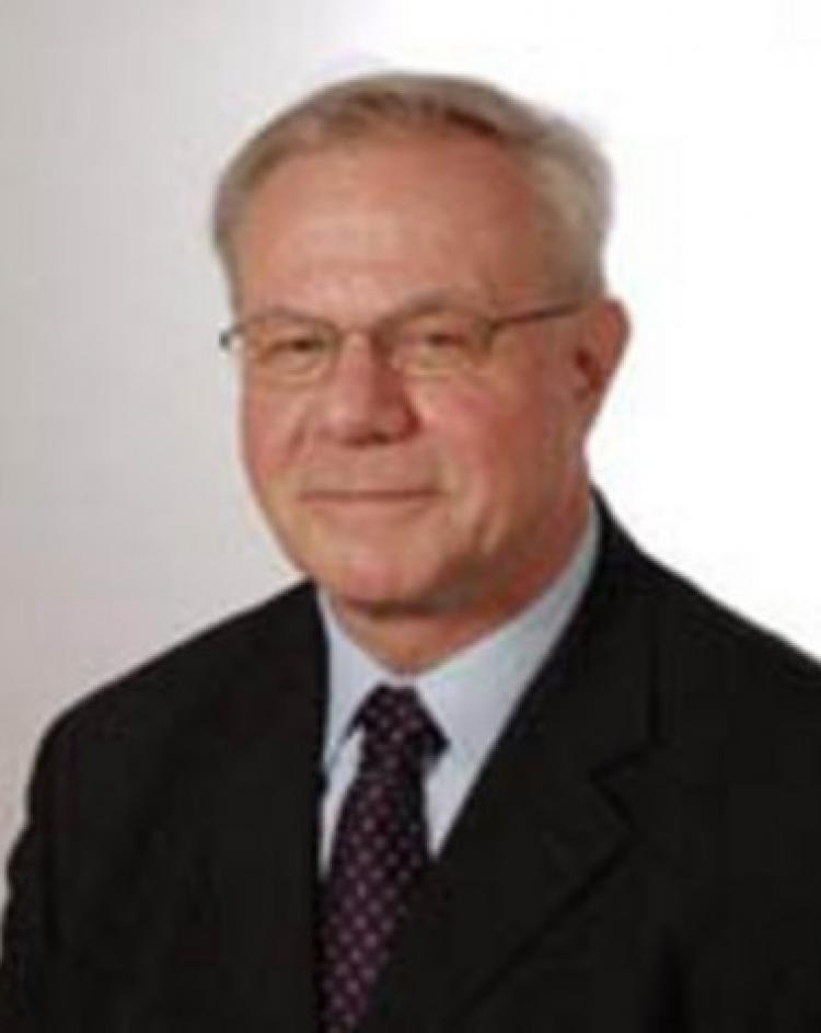 Professor E Schneider (courtesy of Professor Schneider)
