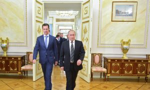 Why Assad Made a Secret Trip to Moscow to Meet With Putin