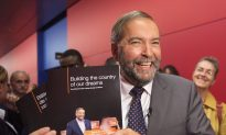 Mulcair Plans to Stay With NDP 'For the Long Haul'