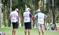 Lu and Pavan Finish Day-1 Ahead of Star Studded Field in Hong Kong