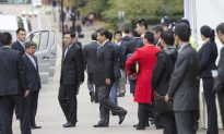 Xi Jinping's Final Day in London Marked by More Protests (Photos)