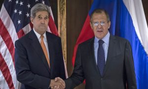 Russia, US Discuss Organizing Syria Political Process