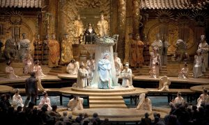 Zeffirelli's Production of 'Turandot' Still Wows Audiences