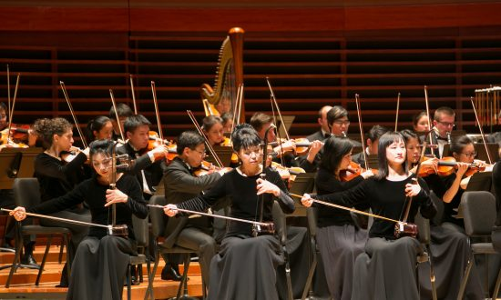Shen Yun Symphony Orchestra Speaks to the Soul