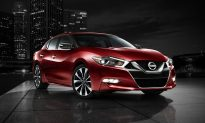 2016 Nissan Maxima: Stylish Upscale Family Sedan