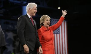 Presidential Race Shows Evolving Gender Roles in Politics