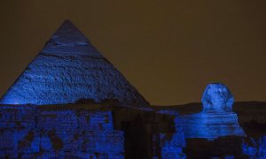 Egypt to Scan Pyramids, Seeking New Discoveries