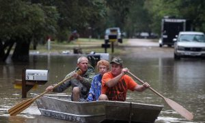 Southeast Texas to Get Heavy Rain; People Told to Be Patient