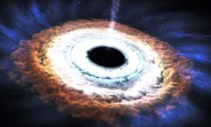 Incredible NASA Animation Shows Black Hole Annihilating a Star