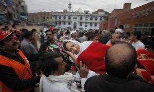 Over 260 Dead as Earthquake Strikes Afghanistan, Pakistan