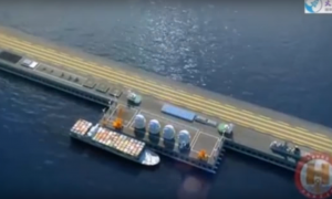 CHINA SECURITY: Are China's New 'Floating Islands' Being Built for the Indian Ocean?