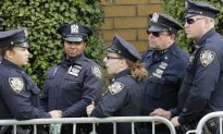 Thousands Expected at Funeral for NY Policeman Slain on Duty