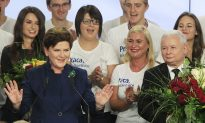 Poland's Kaczynski Promises Harsher Sentences for Child Abuse