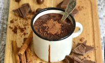 Daily Cup of Cocoa Helps Prevent Flu
