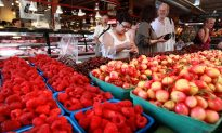 Food Performance Report Card Gives Canada a B-