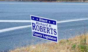 I Wish I Could Vote for Dick Roberts