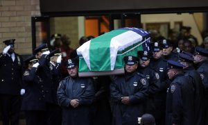 NYPD Fallen Officer Randolph Holder: Fidelis Ad Mortem
