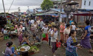Open-for-Business Burma Struggles for Global Foothold