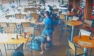 Video Shows Waco 'Outlaw Motorcycle Club' Shootout at Twin Peaks Bar in Texas