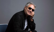 In His New Album, Andrea Bocelli Celebrates Songs From Childhood Movies