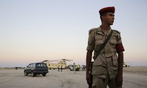 ISIS Says It Brought Down Plane; Russia Scoffs