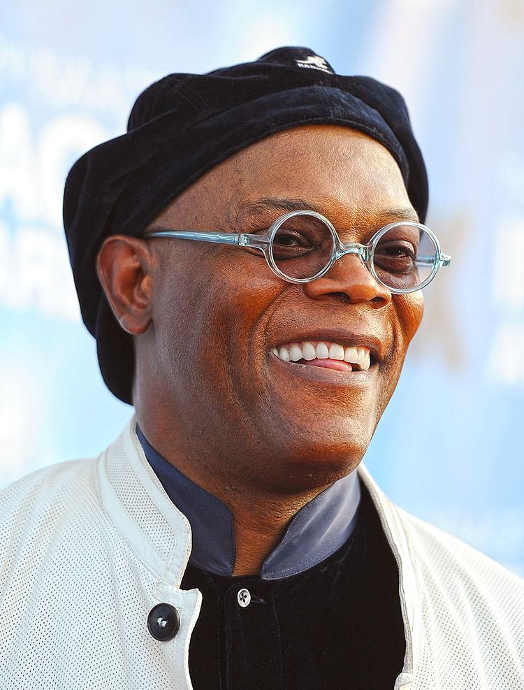 Samuel L. Jackson (Frazer Harrison/Getty Images)