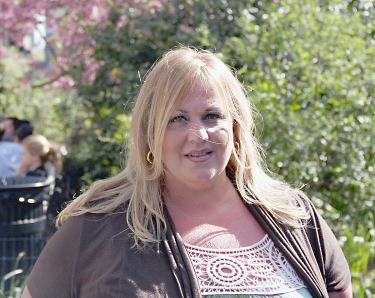 Vanessa, 45, salon coordinator and personal secretary, Sherry Hill, N.J.