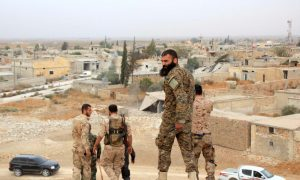 Islamic State Seizes Central Syrian Town Near Key Highway