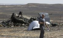 Airline Exec Says External Impact Caused Egypt Plane Crash