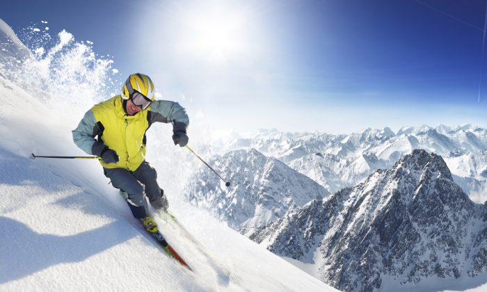 The better shape you're in before you hit the slopes, the more fun you'll have. (dell640/iStock)