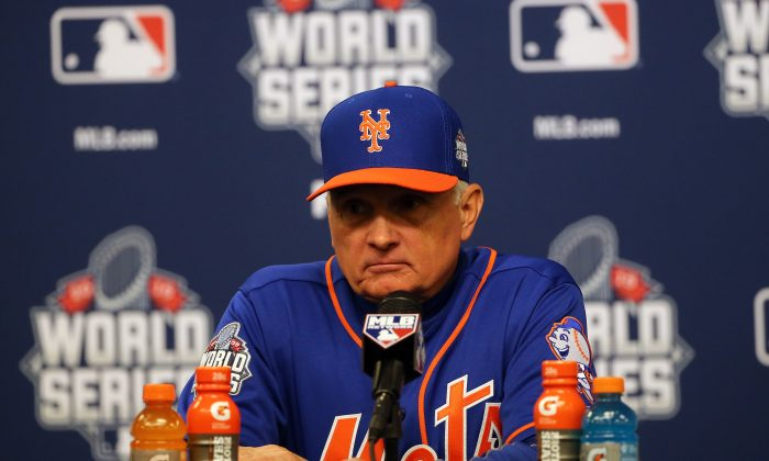Terry Collins led the Mets to their first division title since 2006. (Doug Pensinger/Getty Images)