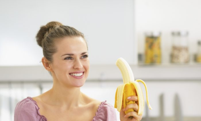 Bananas are a delicious and convenient source of potassium. (Central IT Alliance/iStock)