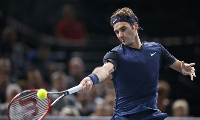 Roger Federer has already won six titles this season to give him 88 for his career. (AP Photo/Michel Euler)