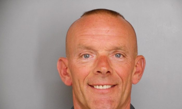 This undated file photo provided by the Fox Lake Police Department shows Lt. Charles Joseph Gliniewicz. Authorities will announce Wednesday, Nov. 4, 2015, that the northern Illinois police officer whose shooting death led to a massive manhunt in September killed himself, an official briefed on the crime investigation says. (Fox Lake Police Department photo via AP, File)