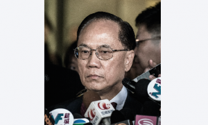 Good Rewarded and Evil Punished in Hong Kong