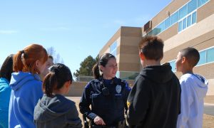 Police in Schools: Safeguarding America, Building Character